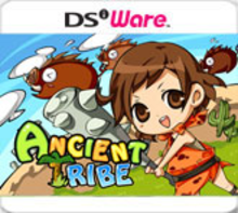 Box art for the game Ancient Tribe