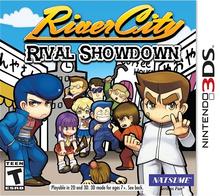 Capa do jogo River City: Rival Showdown