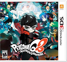 Box art for the game Persona Q2