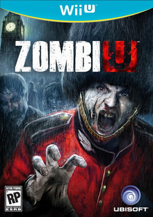 Box art for the game ZombiU