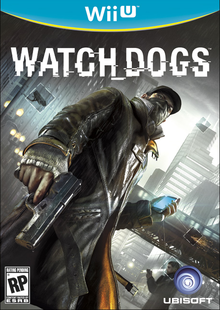 Box art for the game Watch Dogs
