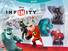 Box art for the game Disney Infinity