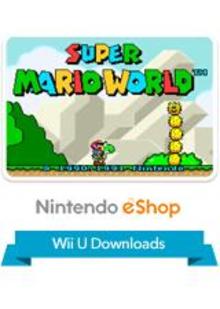 Box art for the game Super Mario World