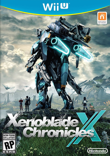 Box art for the game Xenoblade Chronicles X