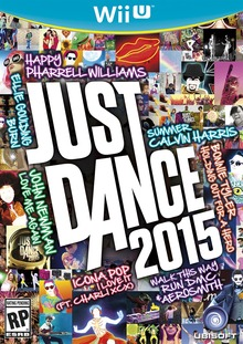 Box art for the game Just Dance 2015