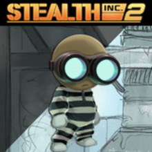 Box art for the game Stealth Inc. 2
