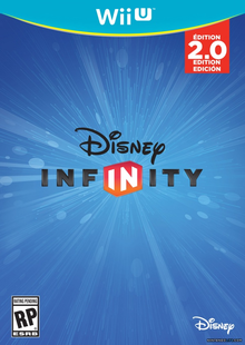 Box art for the game Disney Infinity 2.0 Edition