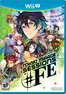 Box art for the game Tokyo Mirage Sessions #FE