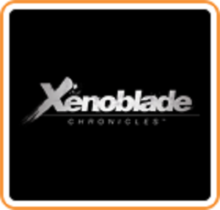 Box art for the game Xenoblade Chronicles