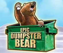 Box art for the game Epic Dumpster Bear
