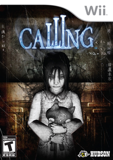 Box art for the game Calling