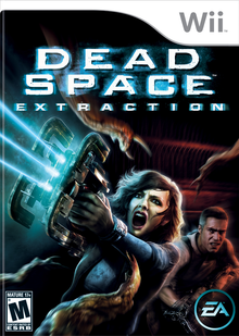 Box art for the game Dead Space: Extraction