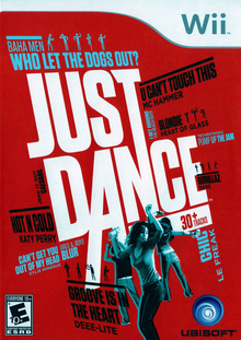 Box art for the game Just Dance