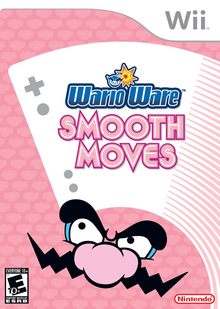Box art for the game WarioWare: Smooth Moves