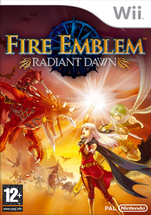 Box art for the game Fire Emblem: Radiant Dawn