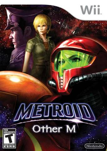 Box art for the game Metroid: Other M