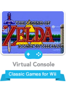Box art for the game The Legend of Zelda: A Link to the Past