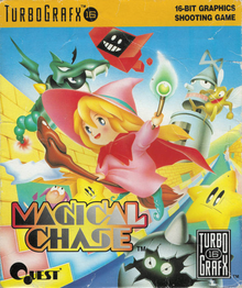 Box art for the game Magical Chase