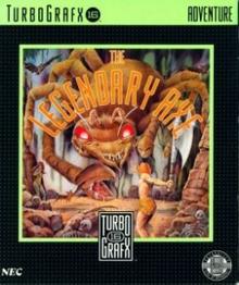 Capa do jogo The Legendary Axe