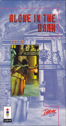 Box art for the game Alone in the Dark