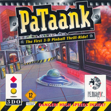 Box art for the game PATAANK