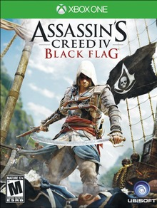 Capa do jogo Assassin's Creed IV: Black Flag
