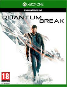 Box art for the game Quantum Break