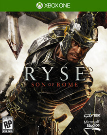 Box art for the game Ryse: Son of Rome