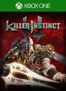 Box art for the game Killer Instinct