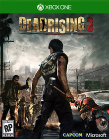 Box art for the game Dead Rising 3