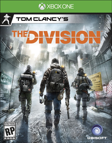 Box art for the game Tom Clancy's The Division