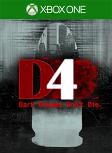 Box art for the game D4: Dark Dreams Don't Die