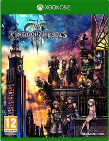 Box art for the game Kingdom Hearts III