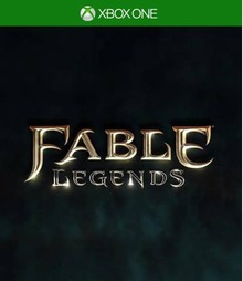 Box art for the game Fable Legends