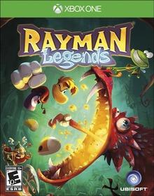 Capa do jogo Rayman Legends