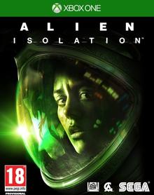 Capa do jogo Alien: Isolation