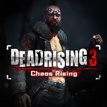 Box art for the game Dead Rising 3: Chaos Rising