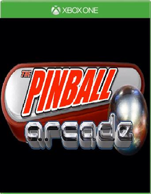 Box art for the game Pinball Arcade