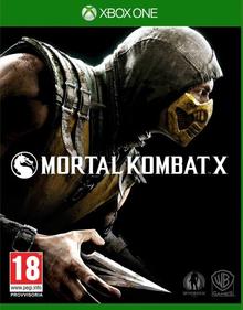 Box art for the game Mortal Kombat X
