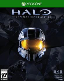 Capa do jogo Halo: The Master Chief Collection