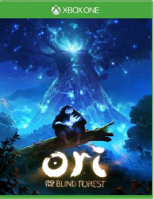 Box art for the game Ori and the Blind Forest