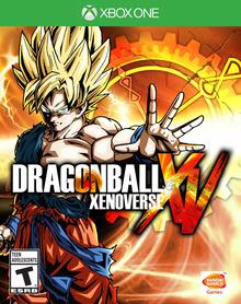 Box art for the game Dragon Ball: Xenoverse