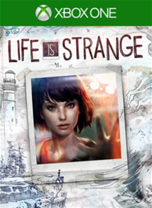 Box art for the game Life is Strange