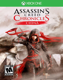 Box art for the game Assassin's Creed Chronicles: China