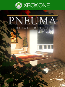 Box art for the game Pneuma: Breath of Life