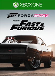 Box art for the game Forza Horizon 2 Presents Fast &Furious