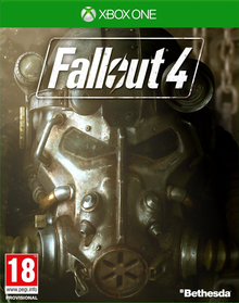 Box art for the game Fallout 4