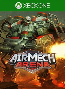 Box art for the game AirMech Arena