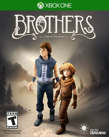 Box art for the game Brothers: A Tale of Two Sons