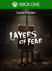 Box art for the game Layers of Fear